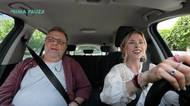 Kecy Taxi: Překvapená Prachařová. Milan Šteindler se nechal odvést do krematoria